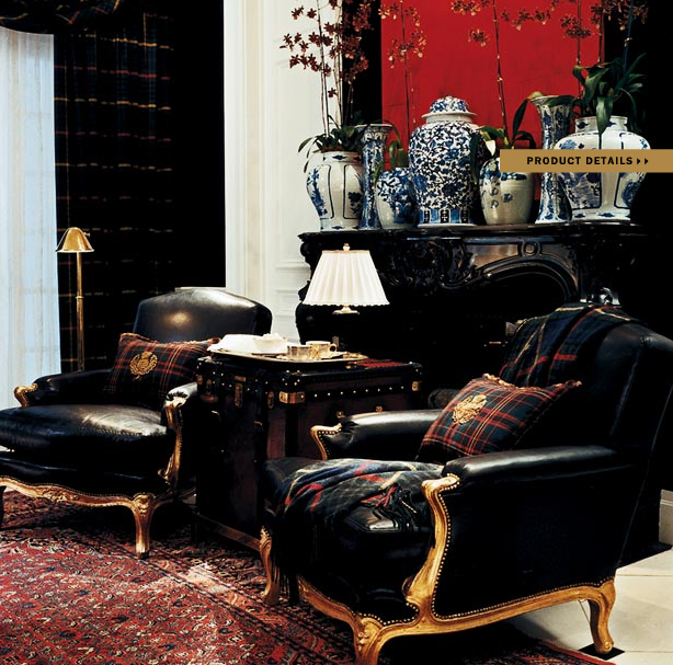 Ralph Lauren Living Room Furniture Decoration Ideas For Small With Fireplace Color Outside The Lines Home Collections Archive Then Hither Hills