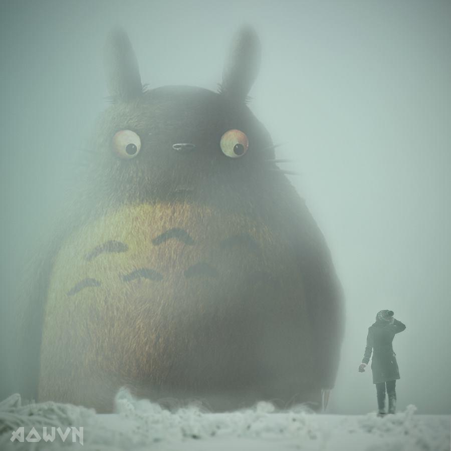 017 AowVN.org m - [ Hình Nền Anime ] cực ảo diệu từ MS INSANITY | Wallpaper