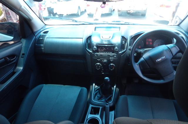 2015 Isuzu KB 250D-Teq All New D-Max Double Cab 26,000km 4x2