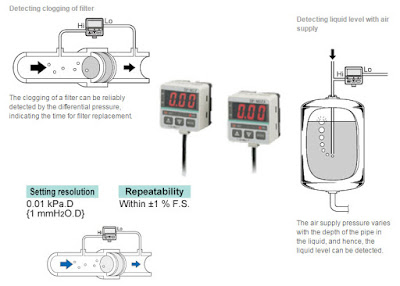 Panasonic High Precision Digital Pressure Sensor