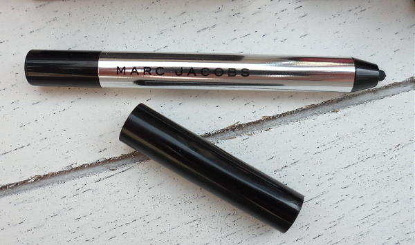 Next Is The Highliner Gel Eye Crayon Eyeliner In Shade Blacquer This Liner Basically Formula That You Find With Pots But A