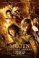 Mojin: The Lost Legend (2016) Poster