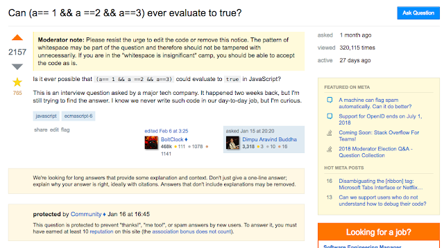 StackOverflow Question