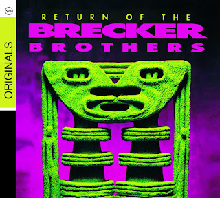 The Brecker Brothers - 1992 - Return Of The Brecker Brothers