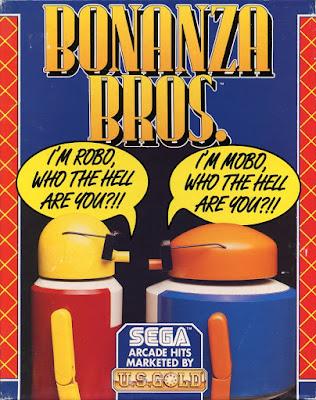 Videojuego Bonanza Bros