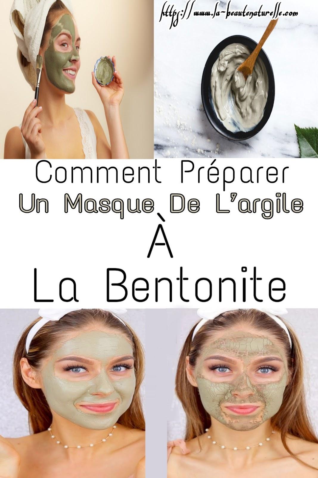 Comment Préparer Un Masque De L'argile À La Bentonite