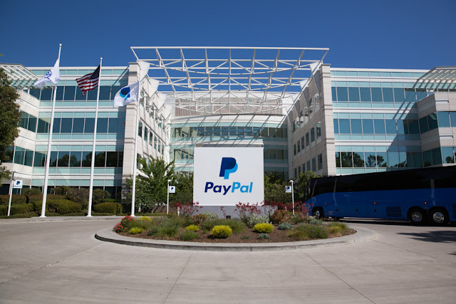 Image result for Paypal company