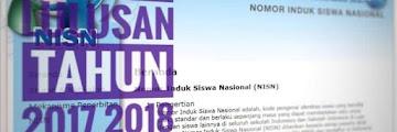 Cara Verval NISN Lulusan Tahun 2017 dan 2018