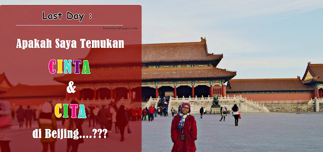 Asslamu'alaikum Beijing