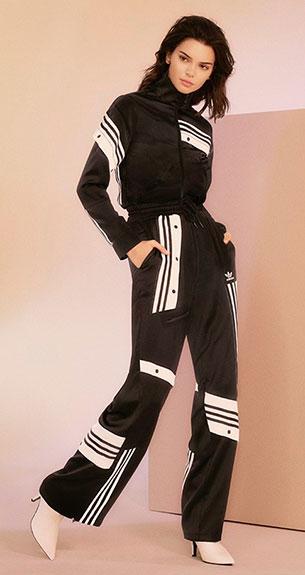 colección moda adidas Originals by Danielle Cathari