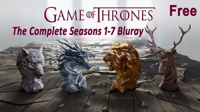Game of Thrones The Complete Seasons 1-7 Bluray  Download TV Series 480p 720p 1080p