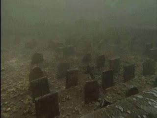 Kubur dalam air di Wales