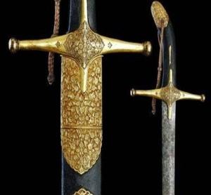 Peninggalan Nabi Muhammad berupa pedang