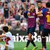 Barcelona se aprovechó del recién ascendido Huesca: lo goleó 8 a 2 y es puntero de LaLiga