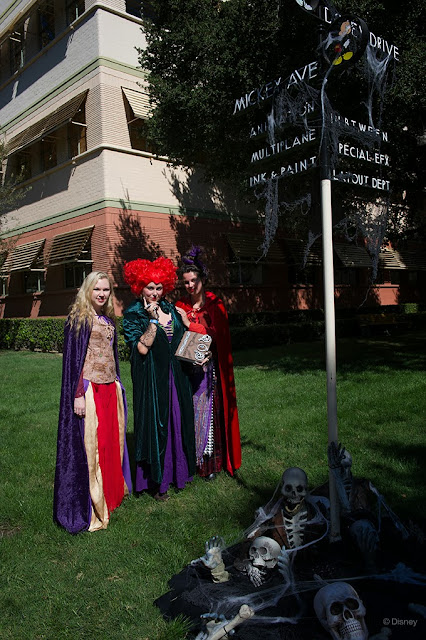D23's 20th Anniversary Screening of Hocus Pocus at the Walt Disney Studios in Burbank, California