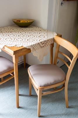Gepolsterten Sessel neue beziehen - So wird's gemacht - DIY Anleitung