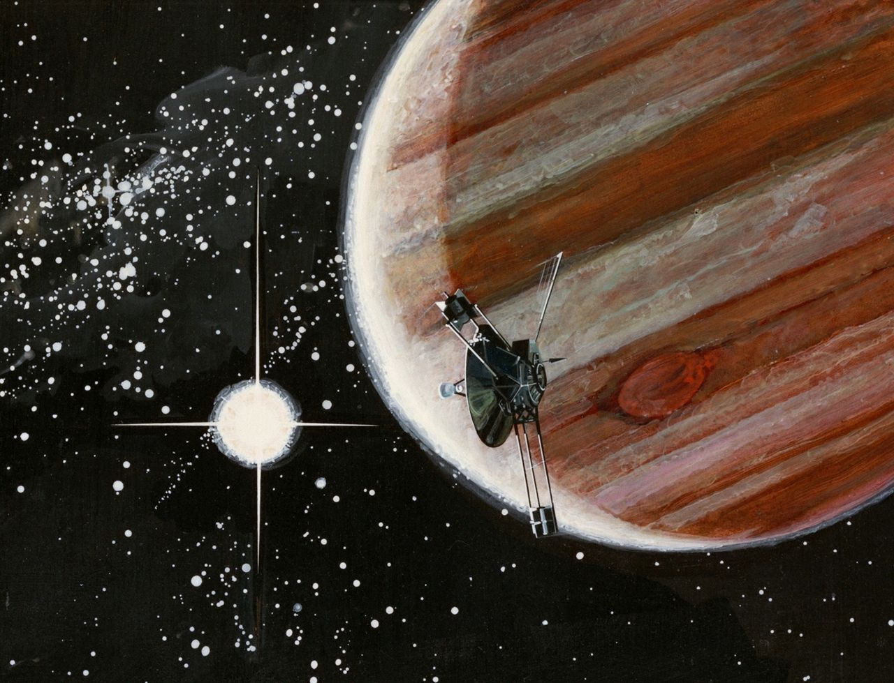 Consciousness Energy Path 111: Pioneer 10 Spacecraft ...
