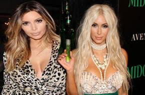 Millonarias de Kim Kardashian