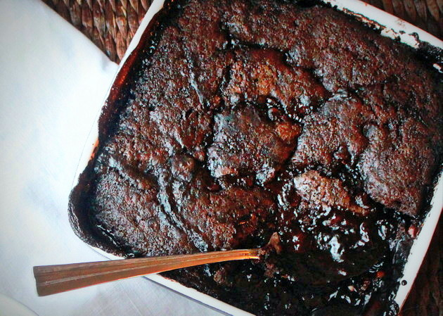Hot Fudge Pudding Cake,weight watchers recipes,6 smart points