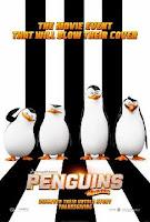 Los pinguinos de Madagascar (2014) online y gratis