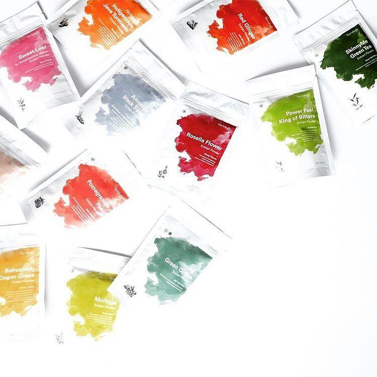 Herbilogy Extract Powder
