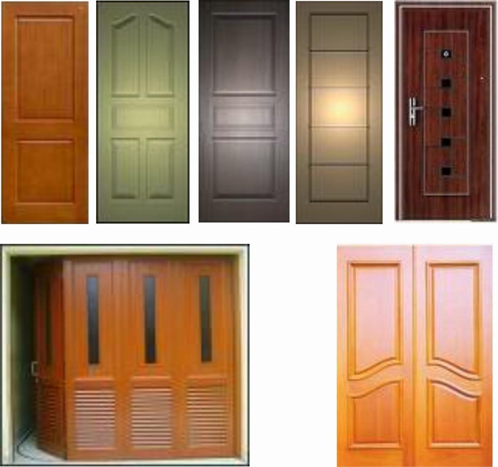 Model Pintu Rumah Minimalis Modern Terbaru Yang Cantik