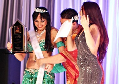 Miami Bellydance Convention Winner