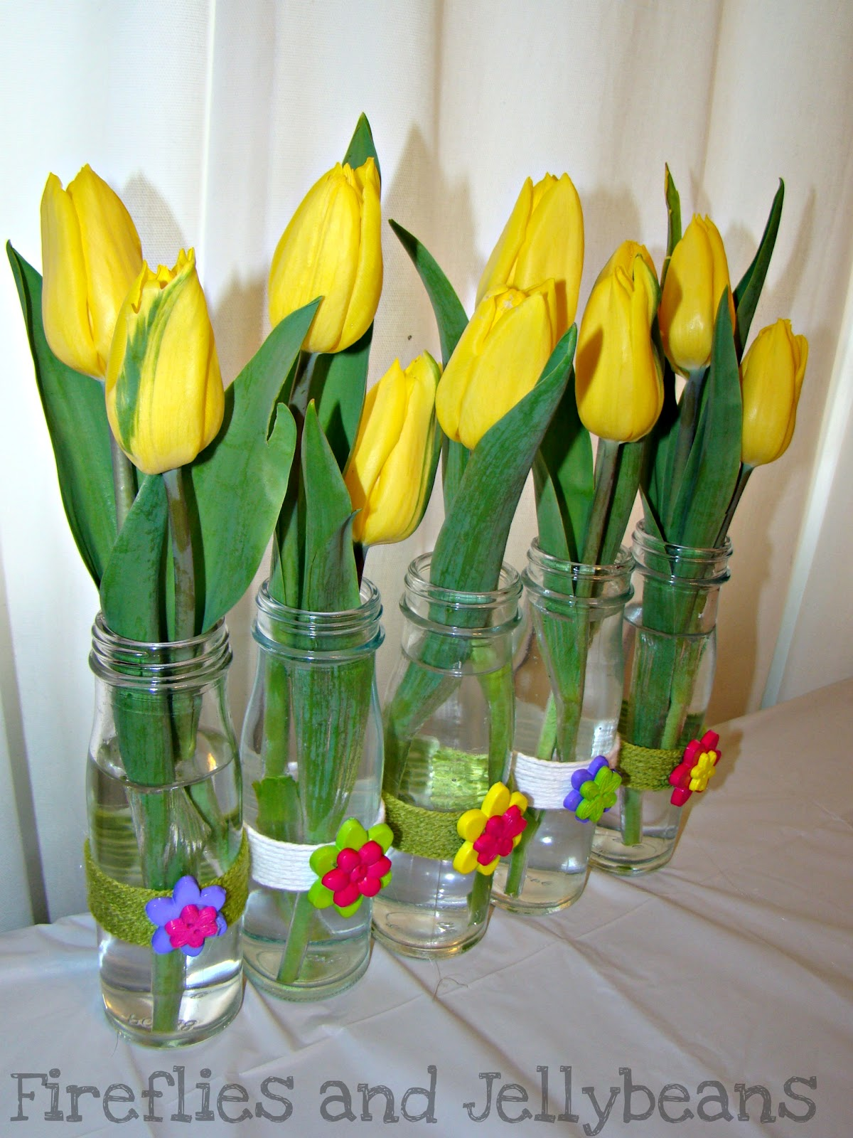 Fireflies And Jellybeans Totally Tulip Tastic Using Tulips In Your Spring Decor