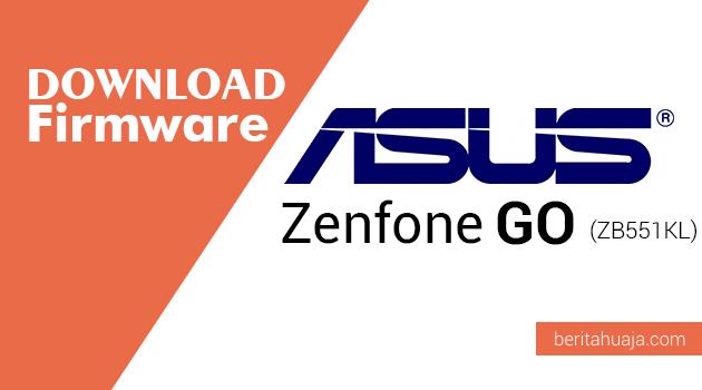 Download Firmware ASUS Zenfone Go (ZB551KL)