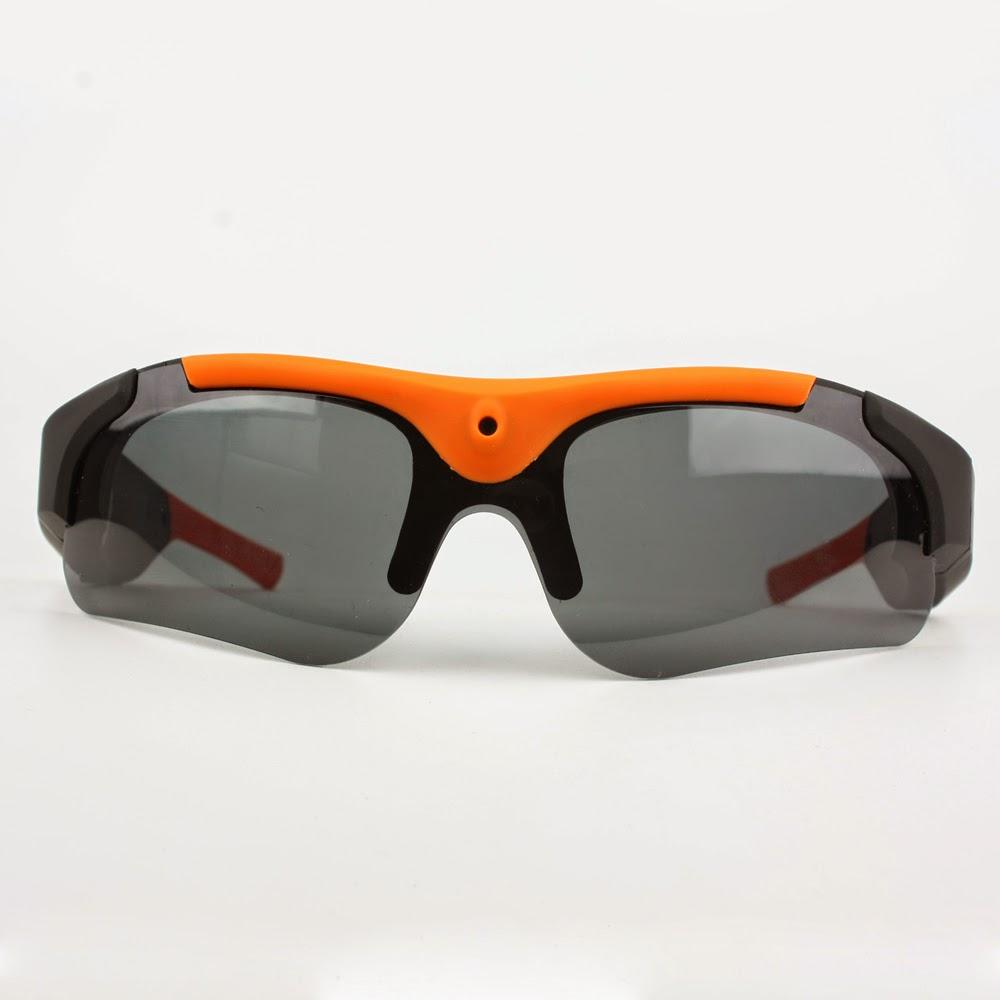 Spy Cam Kacamata Sport HD720P