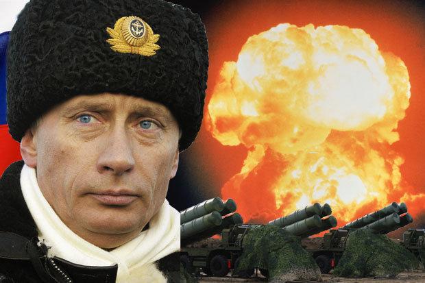 Putin: Eropa di Bawah Bayang-Bayang Rudal Rusia