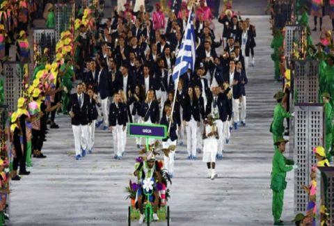 Τεράστια επιτυχία: Δείτε τι απίθανο κατάφερε η Ελλάδα στους Ολυμπιακούς Αγώνες του Ρίο!