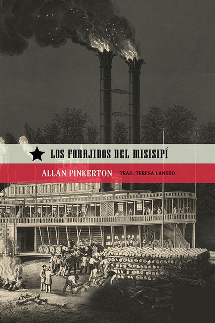 Los forajidos del Misisipí – Allan Pinkerton [MultiFormato]