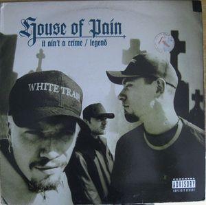 House Of Pain: It Ain't A Crime (1994) [VLS] [320kbps]