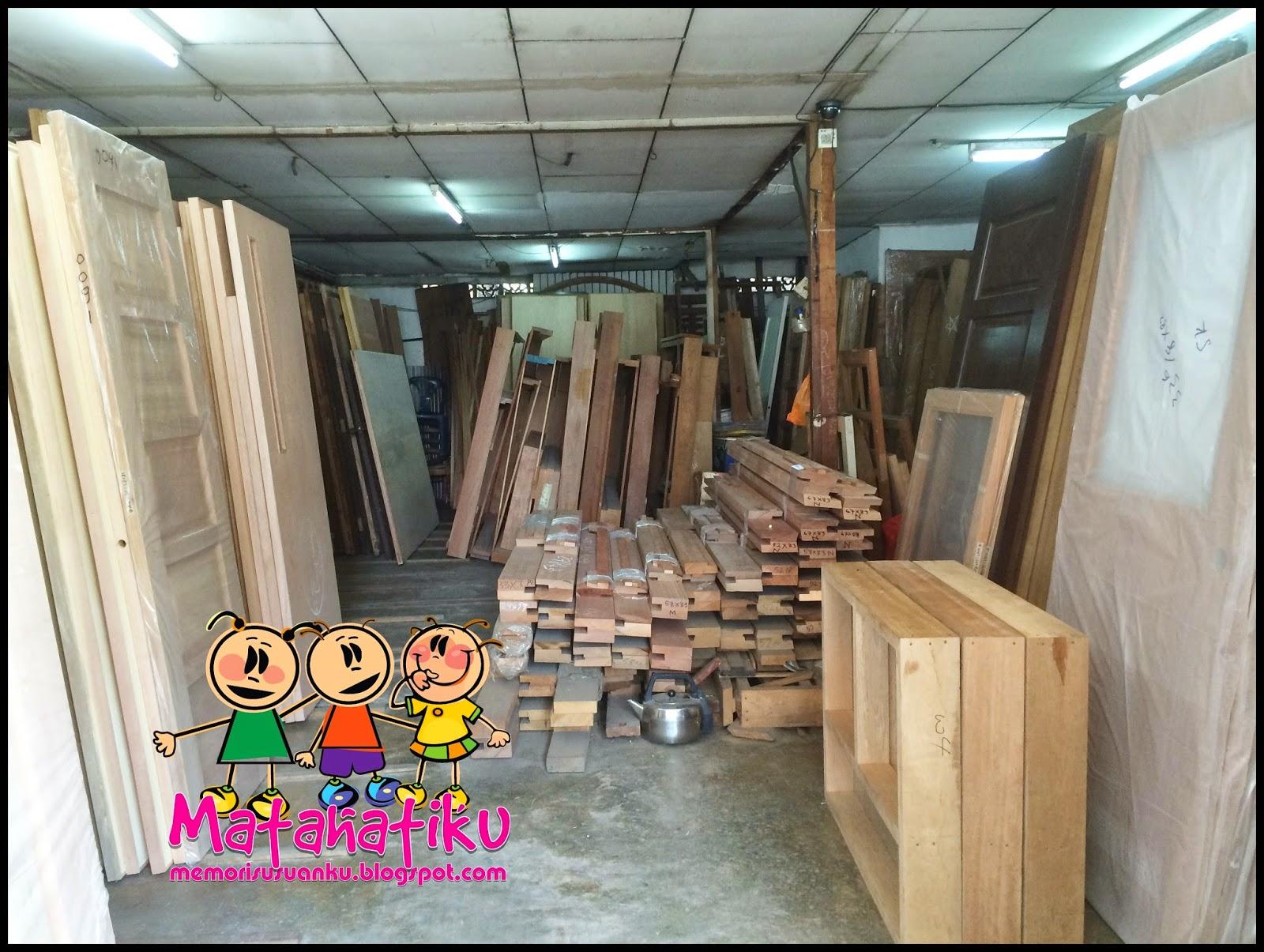 Pintu Kayu Seng Kong Door Sdn Bhd