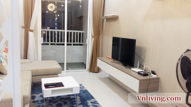 2 Bedrooms Lexington Residence An Phu apartment for rent highfloor