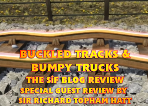 THE SiF BLOG: Series 20 - Episode Review - Buckled Tracks