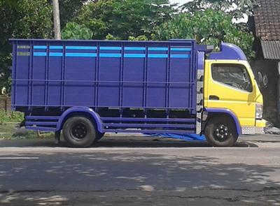 Sewa Truk Surabaya Kediri