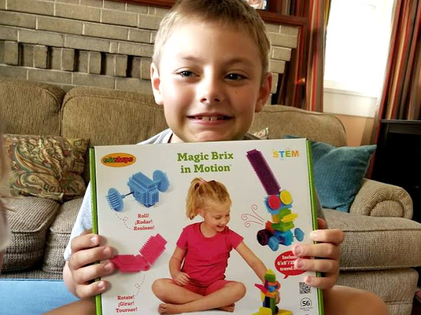 Get the Kids in Shape to Head Back to School with Educational Toys from EduShape #MBPBacktoSchool18