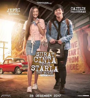 Film Surat Cinta Untuk Starla The Movie 2017