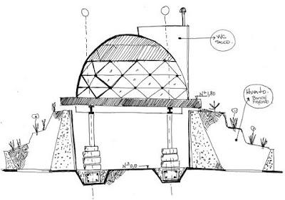 Arquitectura Komestible de Carolina Gardiol