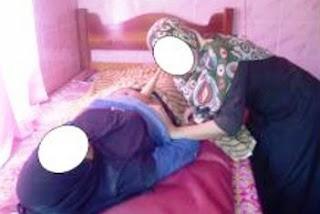Pemeriksaan Ibu Hamil Resiko Tinggi (Resti)