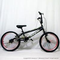 Sepeda BMX Evergreen E1 V-Brake 20 Inci