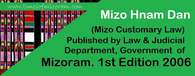 MIZO RO INLUAH CHHAWN DAN