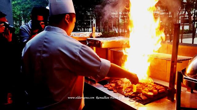 RAMADHAN BUFFET DINNER DI G HOTEL PENANG