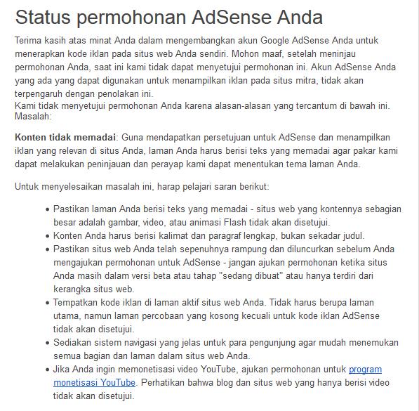 Cara Upgrade Adsense Hosted ke Non Hosted Terbaru