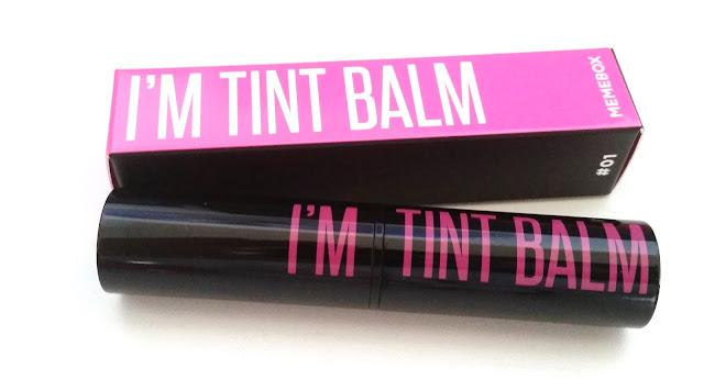 I'm Lip Tint Balm 01 Flash Neon Pink