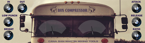Cana Bus Compressor VST Plugin Download