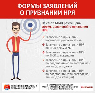 Образец на характеристике носитель русского языка