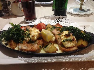 Sofia food Shtaslivece